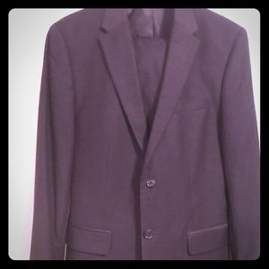 Gently Used Mens Calvin Klein Slim Fit Suit